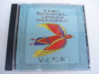 The National Living Treasures - Wide Music - RARE OZ CD ()
