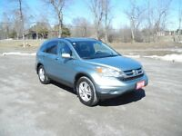2010 Honda CR-V EX 4dr 4x4- Sunroof,Cargo cover,Low $$$