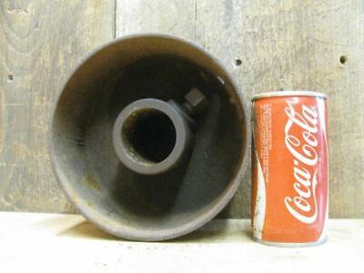 Antique Hit Miss Gas Steam Engine Line Shaft Flat Belt Pulley 7 X 5