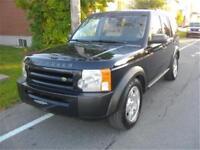 LAND ROVER LR3 2006 , 4X4 ,169000KM V6 4.2L 7 PASS 10995$