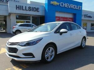 2017 Chevrolet Cruze LT *SUNROOF|ALLOYS|BACKUP CAMERA*