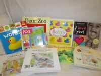 Selection of 11 Children's Books (from birth)