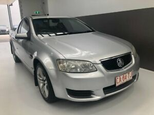 2010 Holden Ute VE II Omega Silver 6 Speed Sports Automatic Utility Berrimah Darwin City Preview