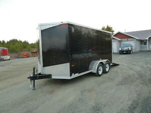 #1004 (new) 2016 Royal Cargo 7'x14' Enclosed Trailer