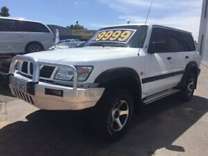 1999 Nissan Patrol GU ST (4x4) 4 Speed Automatic 4x4 Wagon Medindie Walkerville Area Preview