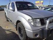 NISSAN NAVARA D40 2009 WRECKING !!!!! Mount Louisa Townsville City Preview