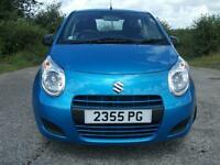 2014 14 SUZUKI ALTO 1.0 SZ 5D 68 BHP ** 1 PREVIOUS OWNER , 15 K FROM NEW **