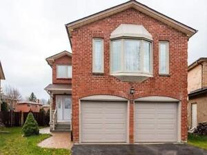 Fully furnished 3 bdrm detached home for rent in Richmond Hill!