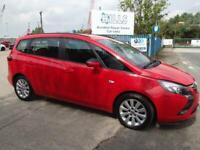 Vauxhall/Opel Zafira Tourer 1.4i 16v Turbo ( 140ps ) 2016 Exclusiv