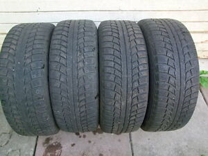 4-215/60R16 M+S GISLAVID NORD FROST WINTER TIRES