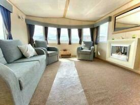 Caravan for sale on the Norfolk Coastline, Scratby