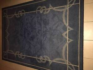 Large Blue rug 2300 x 1600 Parklea Blacktown Area Preview