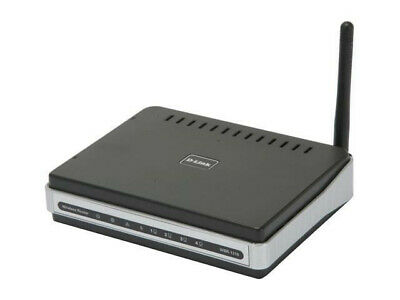 D-Link WBR-1310 54 Mbps 4-Port 10/100 Wireless G Router for sale  Laval