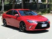 2016 Toyota Camry ASV50R Atara SX Red 6 Speed Sports Automatic Sedan Kalamunda Kalamunda Area Preview