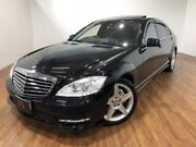 2013 Mercedes-Benz S500 V221 MY11 BlueEFFICIENCY L 7G-Tronic + Black 7 Speed Sports Automatic Sedan Kingsgrove Canterbury Area Preview