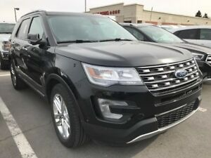 2017 Ford Explorer Limited 4WD 301A+CUIR+TOIT+GPS