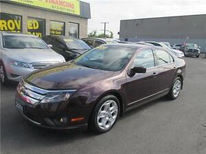 2011 Ford Fusion GAURANTEED FINANCING! WWW.PAULETTEAUTO.COM