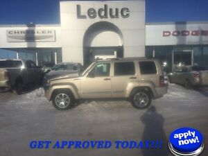 2011 Jeep Liberty Limited Edition with Leather and Hands Free Bl