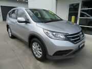 2012 Honda CR-V RE MY2011 4WD Silver 5 Speed Automatic Wagon Glendale Lake Macquarie Area Preview