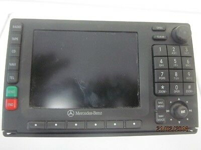 MERCEDES ML CLASS 320 350 430 500 55 NAVIGATION , RADIO , 6 CD CHANGER/ TAPE WOW