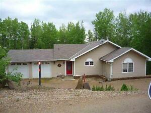 Home on Golf Course For Sale - 55 minutes southwest of Edmonton