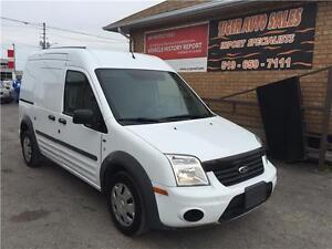 2013 Ford Transit Connect XLT***ONLY 49 KMS***MINI CARGO VAN
