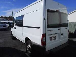 2012 FORD TRANSIT VAN HI ROOF MID with full servicing Low kms Currumbin Waters Gold Coast South Preview