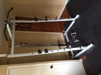 Image Pro ll Multi Power Cage,Lat,Squat Gym Exercise Machine & Attachments
