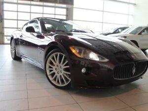 2011 Maserati GranTurismo S - Rear Park Sensors, Navigation, Blu