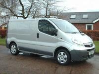 Vauxhall Vivaro 2.0CDTi ( 115ps ) ( EU IV ) Tecshift SEMI AUTO 2900 SWB