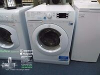 NEW GRADED WHITE 9 KG 1400 SPIN INDESIT WASHING MACHINE REF: 13150
