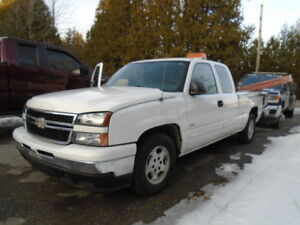2006 Chevrolet Silverado 1500 Pickup Truck 'read add'
