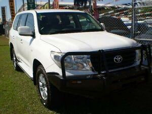 2009 Toyota Landcruiser VDJ200R GXL (4x4) 6 Speed Automatic Wagon Winnellie Darwin City Preview