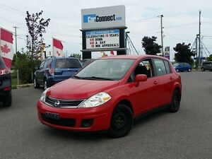 2010 Nissan Versa ONLY $19 DOWN $44/WKLY!!