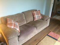 Lovely 3 seater Harveys Sofa £90 ono