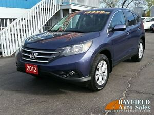 2012 Honda CR-V EX-L AWD **Leather/Sunroof/Reverse Cam**