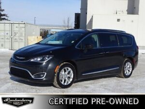 2018 Chrysler Pacifica TOURING L PLUS Accident Free,  Rear DVD,