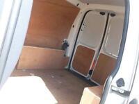 Volkswagen Caddy 1.6 TDI 102PS STARTLINE VAN DIESEL MANUAL WHITE (2014)