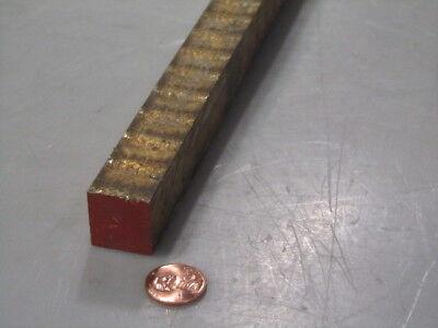 954 Bronze Oversize Flat Bar 34 Thick X 34 Wide X 36.0 Length