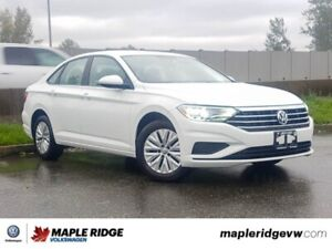 2019 Volkswagen Jetta Comfortline ONE OWNER, LOW KM, NO ACCIDENT