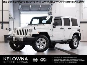 2014 Jeep Wrangler Unlimited Unlimited Sahara 4WD