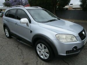 2008 Holden Captiva CG MY08 LX (4x4) 5 Speed Automatic Wagon Clearview Port Adelaide Area Preview