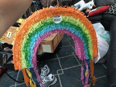 Rainbow Pinata New!!!](My Little Pony Piñata)