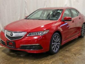 2017 Acura TLX SH-AWD V6 TECH w/ Leather, Navigation, Sunroof