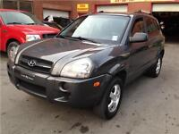 2007 TUCSON***4 CYLINDRES+84000KM+TRÈS PROPRE+4400$**