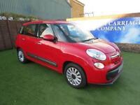 2014 Fiat 500L 1.3 Multijet Pop Star MPW Dualogic 5dr (start/stop)