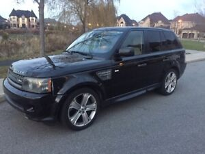 2012 Range Rover Sport Supercharged- $12,500