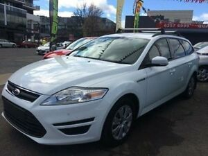 2012 Ford Mondeo MC LX Tdci 6 Speed Direct Shift Wagon Braddon North Canberra Preview