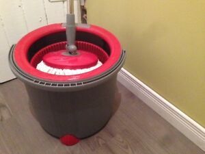 The Ultimate Spin Mop