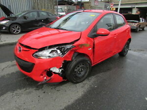 Mazda2 - WRECKED OR SALVAGE
